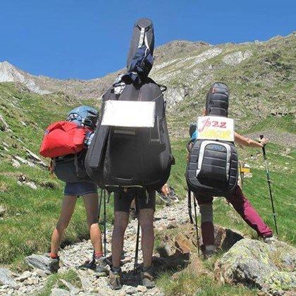 Jazz Voyageur en montagne!!